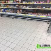 Отбойники для гипермаркета «Карусель» в СПб - фото работ 3