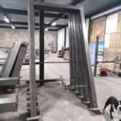 Изготовление лифтовых порталов для «Лахта Центр» - фото работ 5