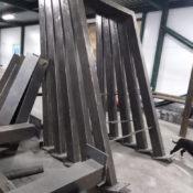 Изготовление лифтовых порталов для «Лахта Центр» - фото работ 4
